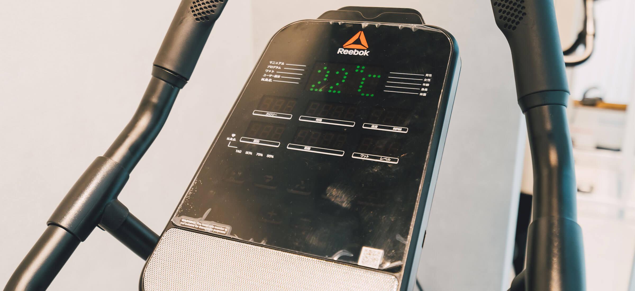 UNDEUX銀座スタジオのトレーニング機器