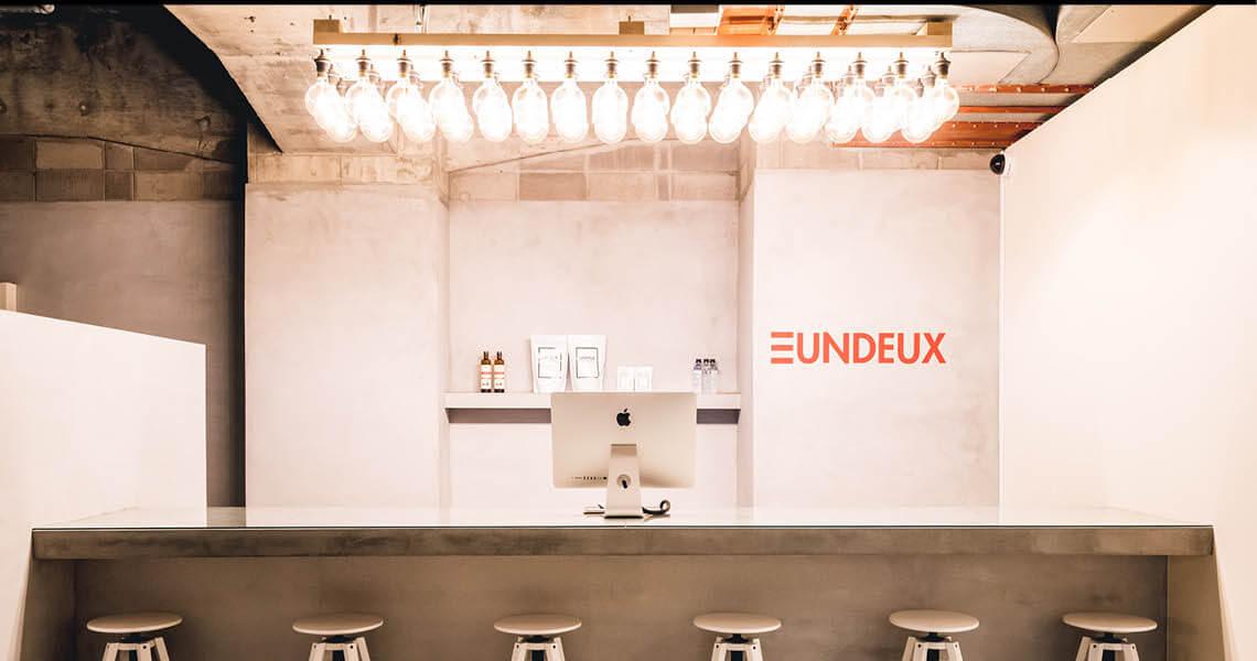 UNDEUX 三宮スタジオの画像