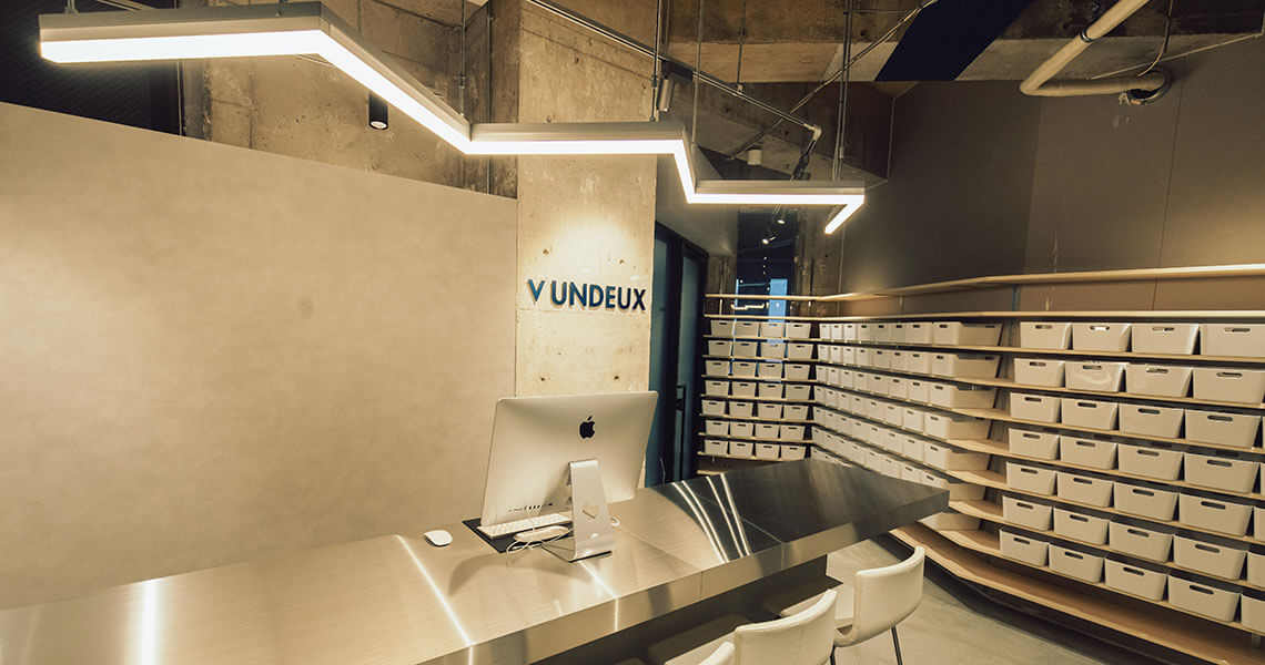 UNDEUX 天王寺スタジオの画像