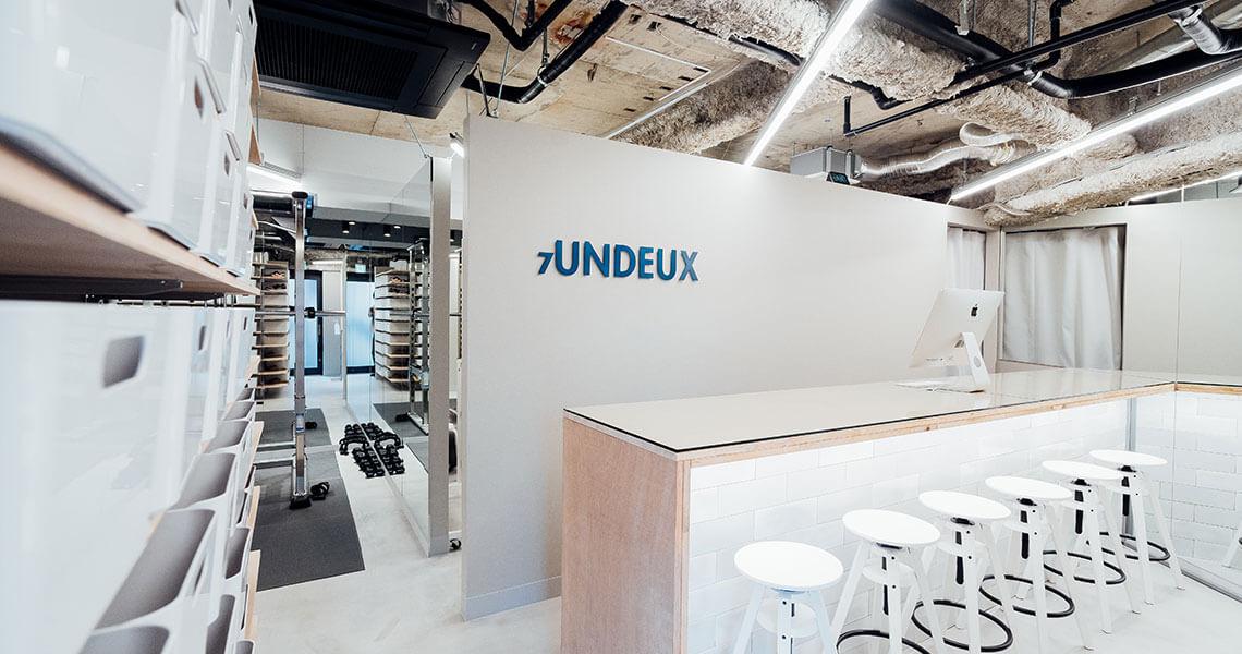 UNDEUX 横浜スタジオの画像
