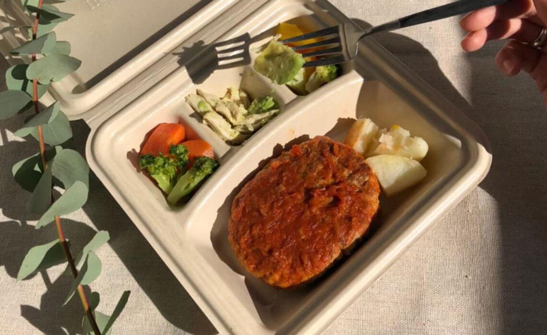 糖質オフ宅配食が提供されるパーソナルジム 女性専用ジム