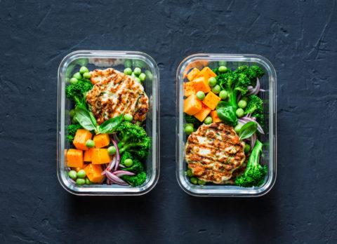 栄養バランスのとれた食事を摂ることはダイエットでは欠かせない